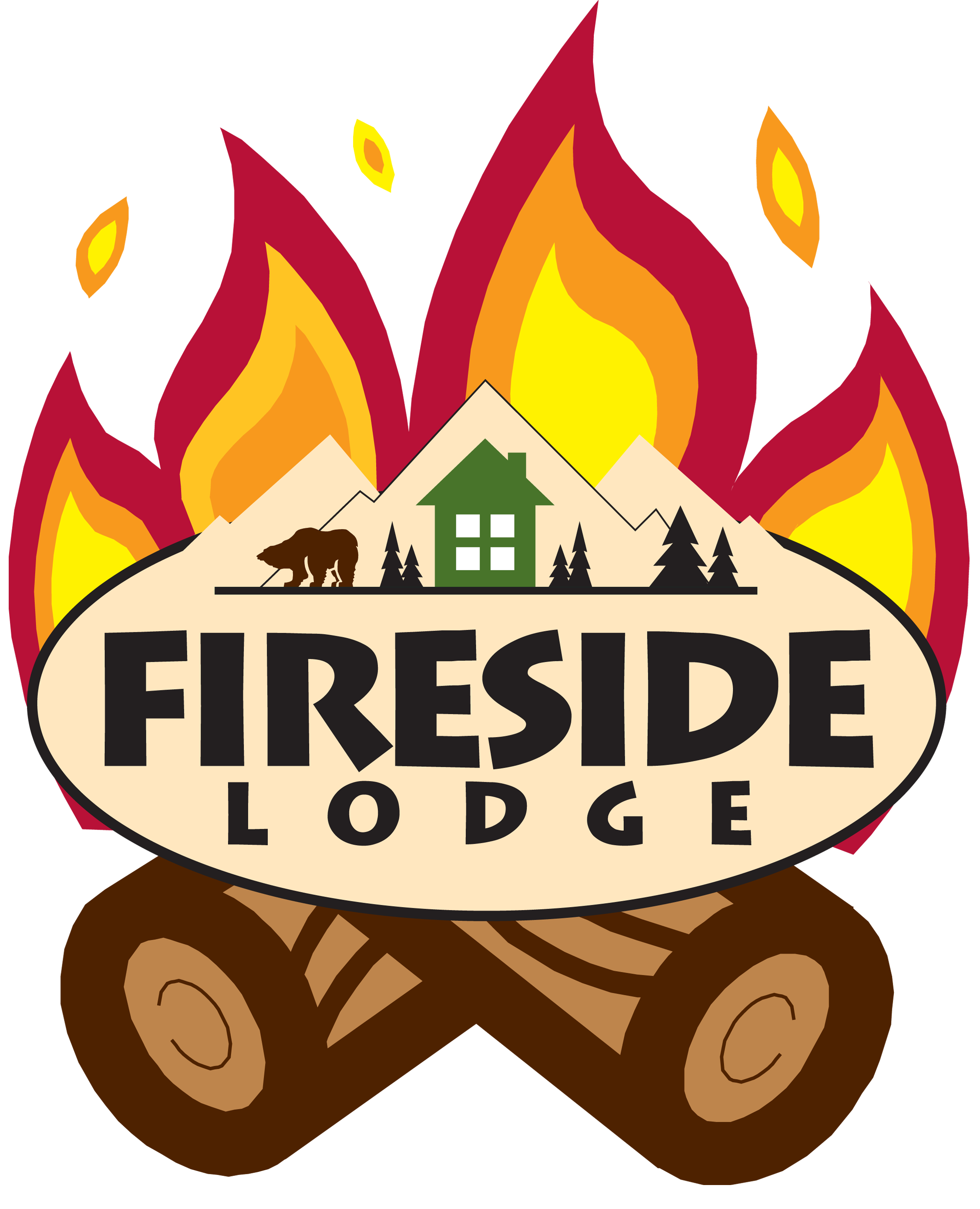 Fireside Lodge - Big Bear