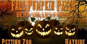 Bear Valley Farms Pumpkin Patch @ Bear Valley Farms | Big Bear | California | United States