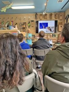Chirp Bird Talks @ Chirp Nature Center | Big Bear Lake | California | United States