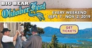 49th Annual Big Bear Lake Oktoberfest @ Big Bear Lake Convention Center | Big Bear Lake | California | United States