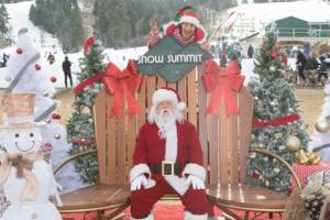 Santa Comes to Summit @ Snow Summit | Big Bear | California | United States