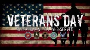 Veterans Day Ceremony w/ American Legion Riders @ Veterans Park | Big Bear Lake | California | United States