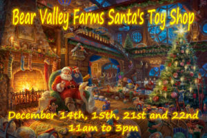 Come and visit Santa and Mrs. Clause at Bear Valley Farms! @ Bear Valley Farms | Big Bear | California | United States