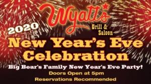 Wyatt's Family New Year's Eve Celebration @ Snow Summit | Big Bear Lake | California | United States